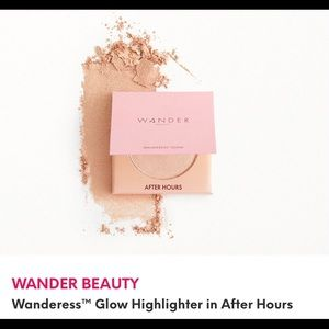 🌟Wander beauty wanderess glow highlighter
